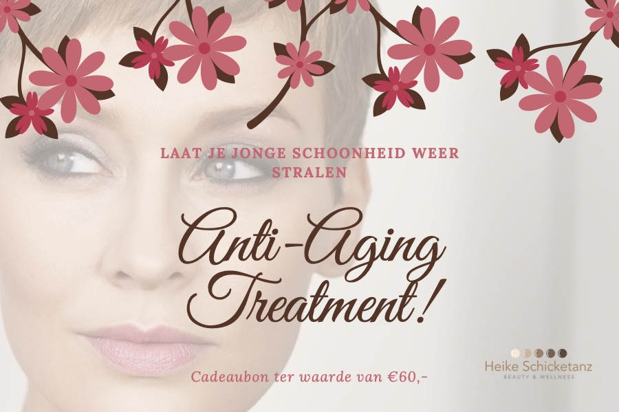 Cadeaubon Anti-Aging Treatment