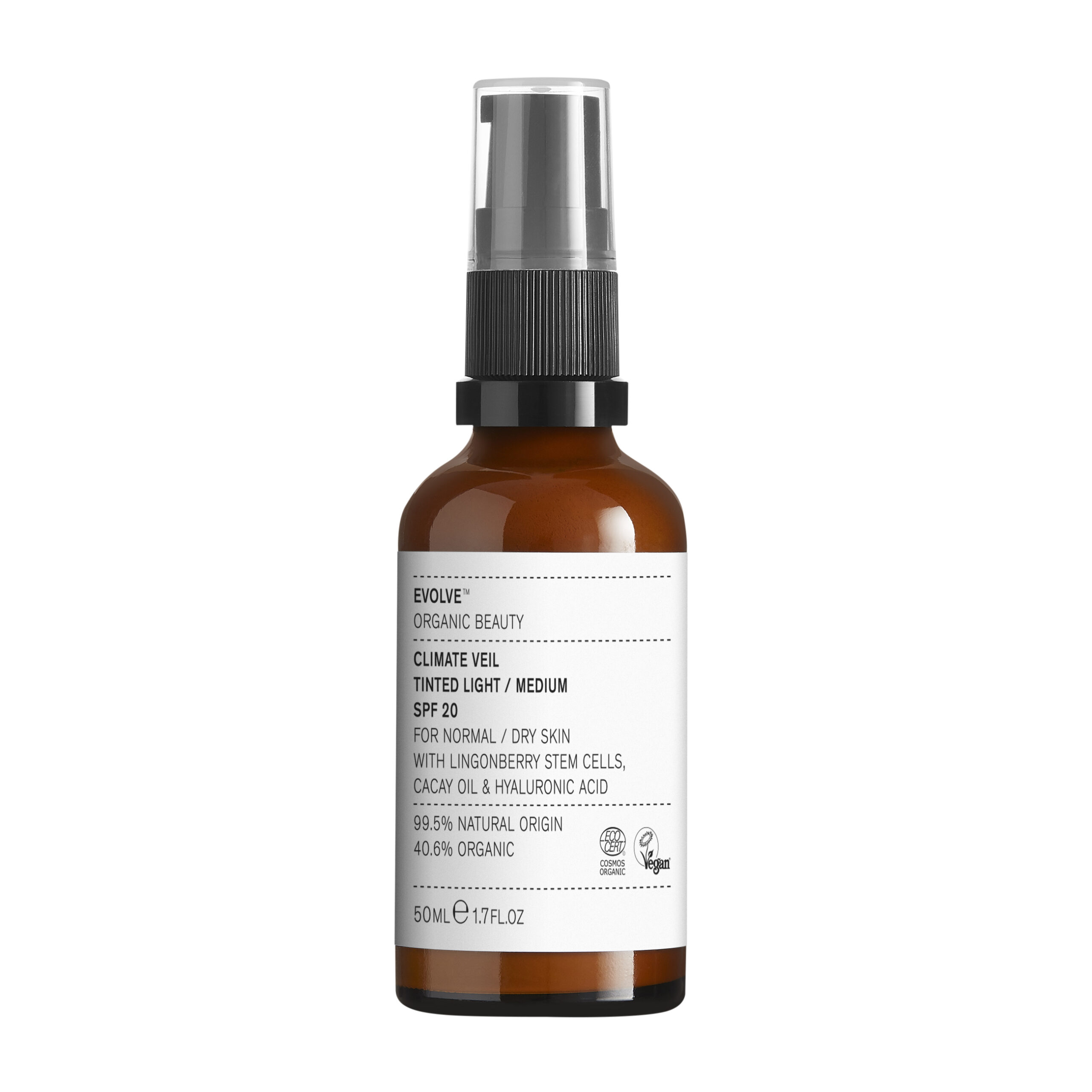 Climate Veil Tinted SPF