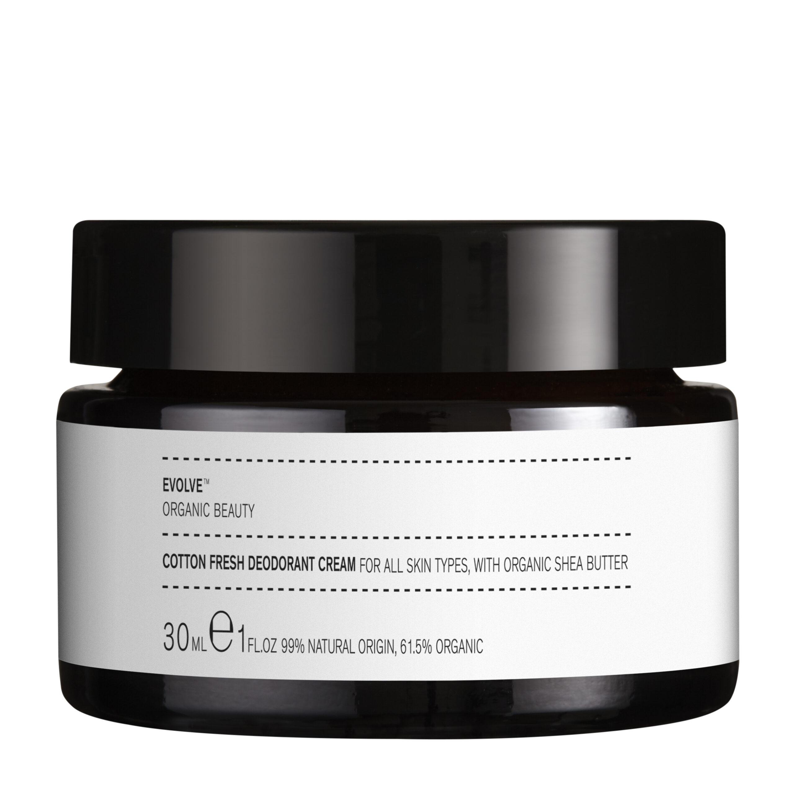 Cotton Fresh Deodorant Cream 30ML – Evolve Beauty