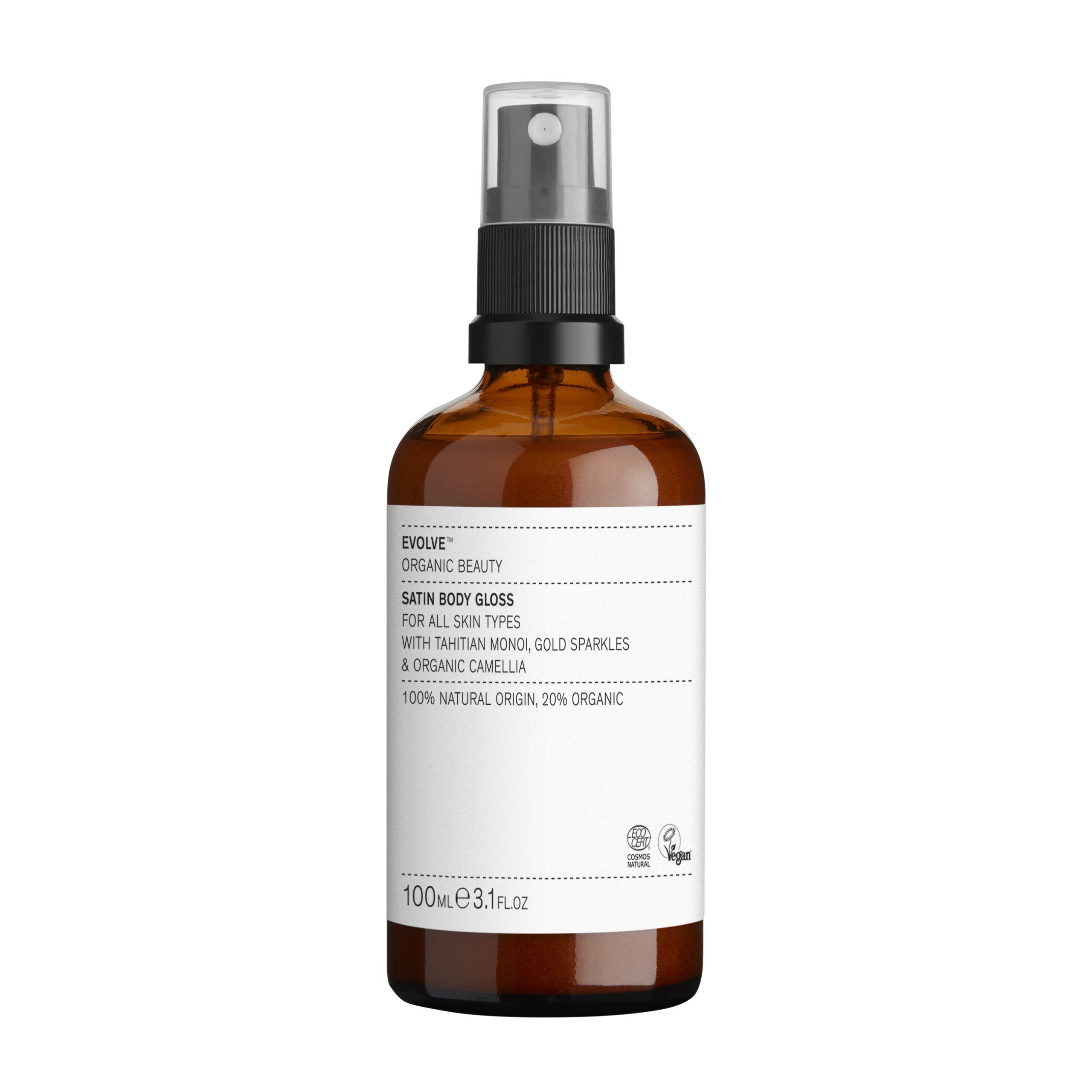 Satin Body Gloss – Evolve Beauty