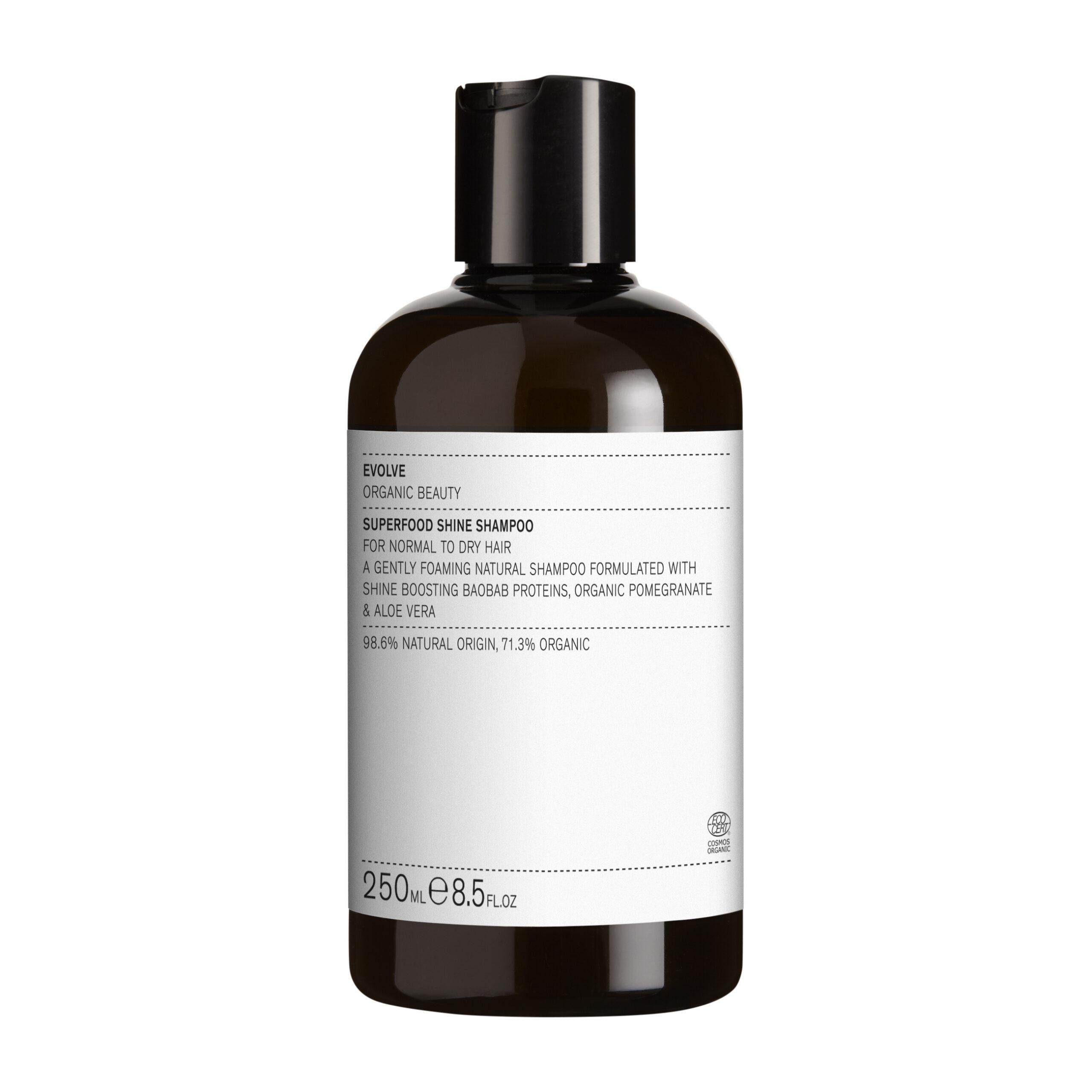 Superfood Shine Shampoo – Evolve Beauty
