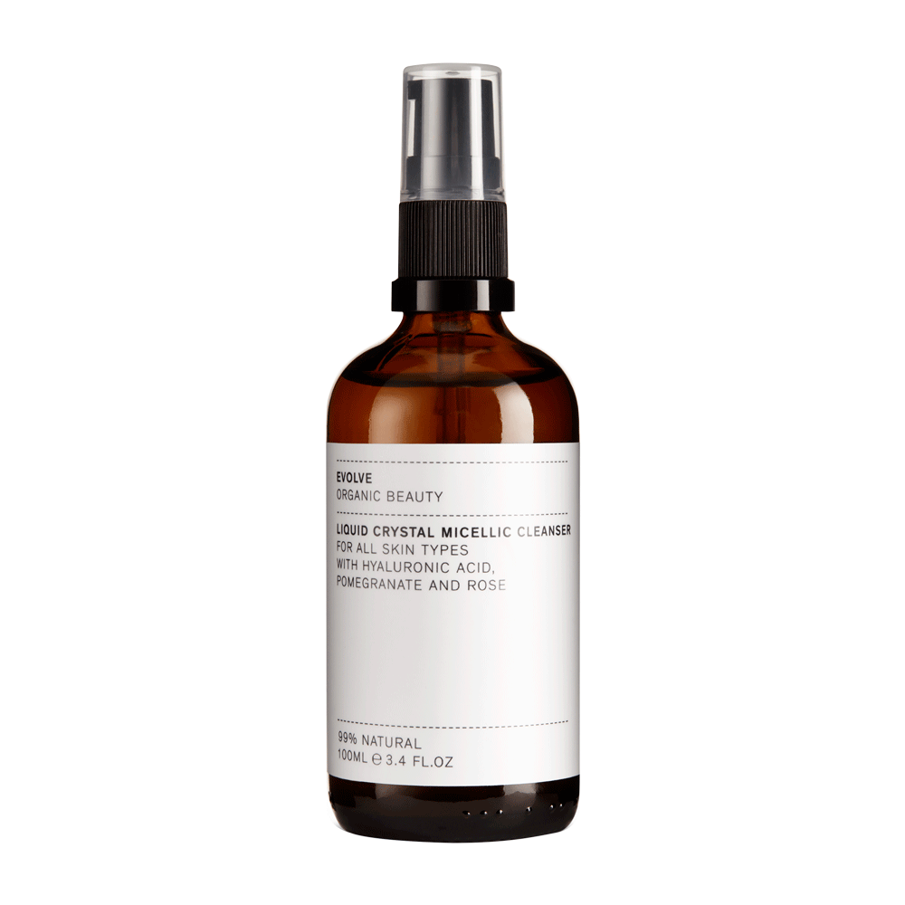 Liquid Crystal 2-in-1 Micellic Cleanser – Evolve Beauty
